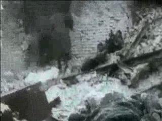 Военная кинохроника в цвете. 1941-1945.