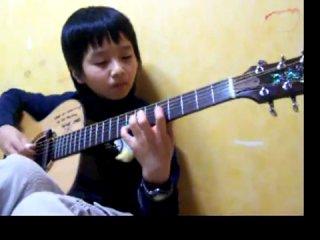 Twilight, River Flows in You - Сумерки саундтрек на гитаре (guitar cover) .